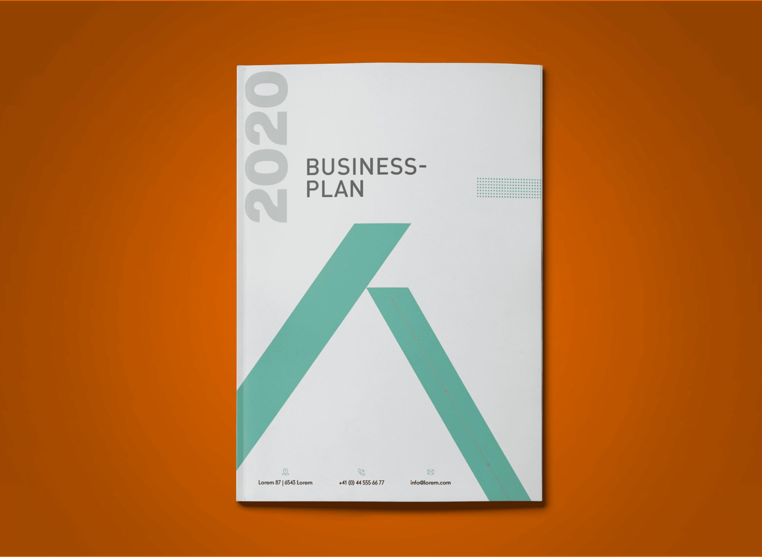 Mockup Basic Businessplan 1.2