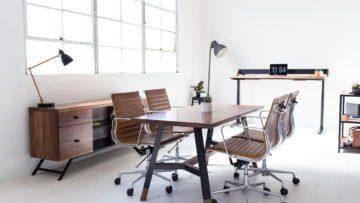 Businessplan büromöbel titel (Holzmöbel, Tisch, Büro)