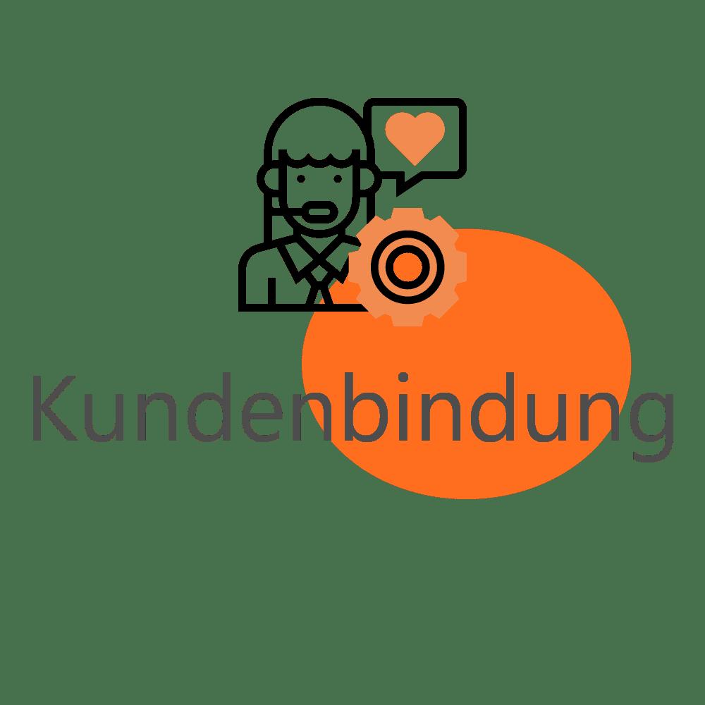 kundenbindung icon