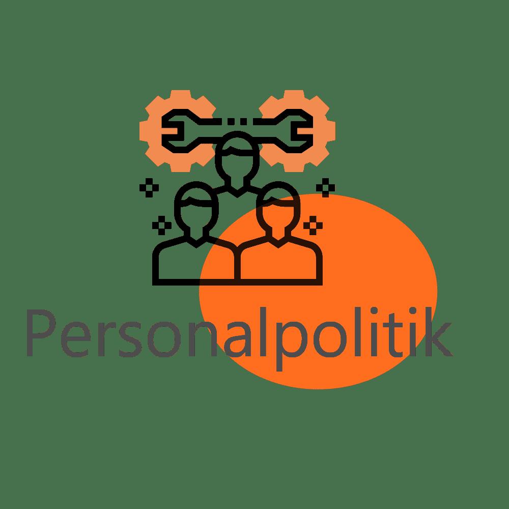 personalpolitik icon