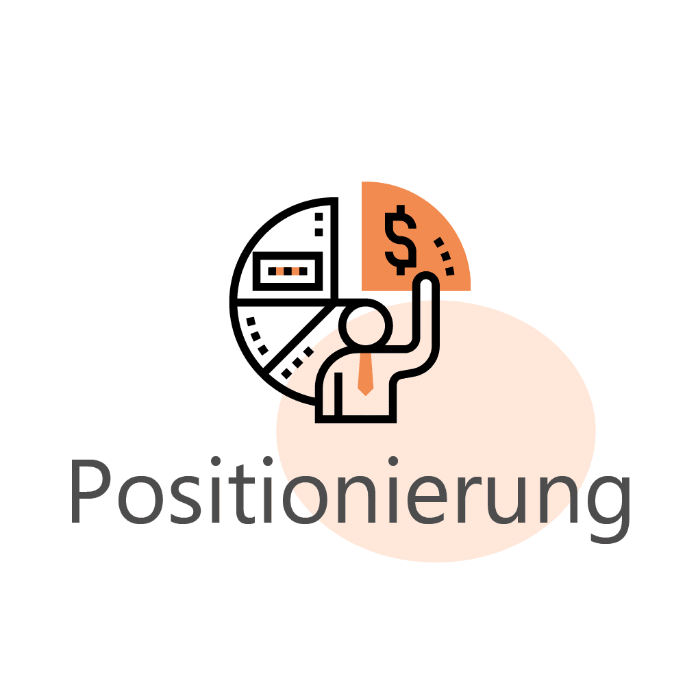 positionierung icon