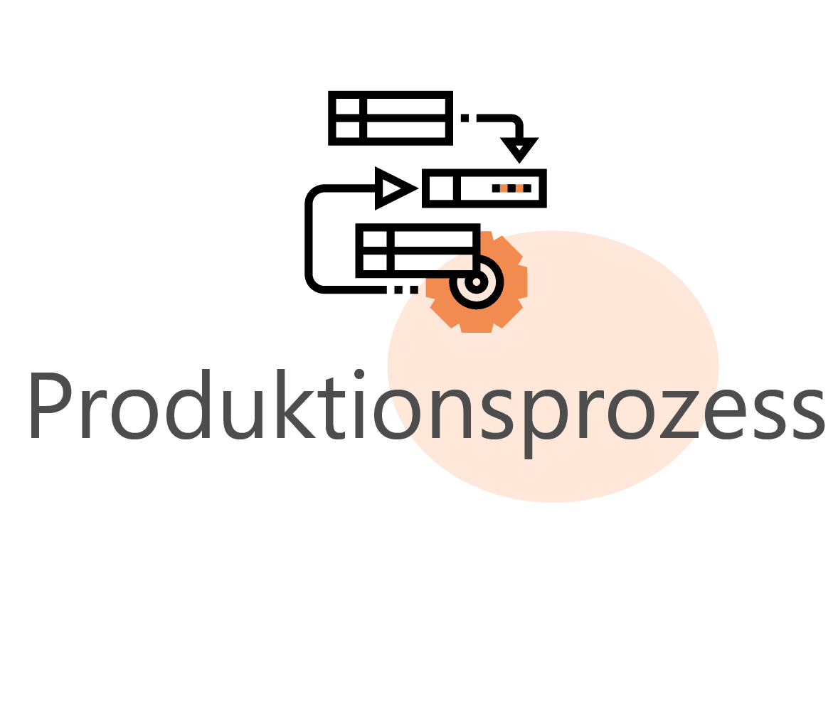 produktionsprozess icon