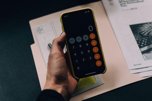 unternehmenswert bei einer transaktion mobile calculator