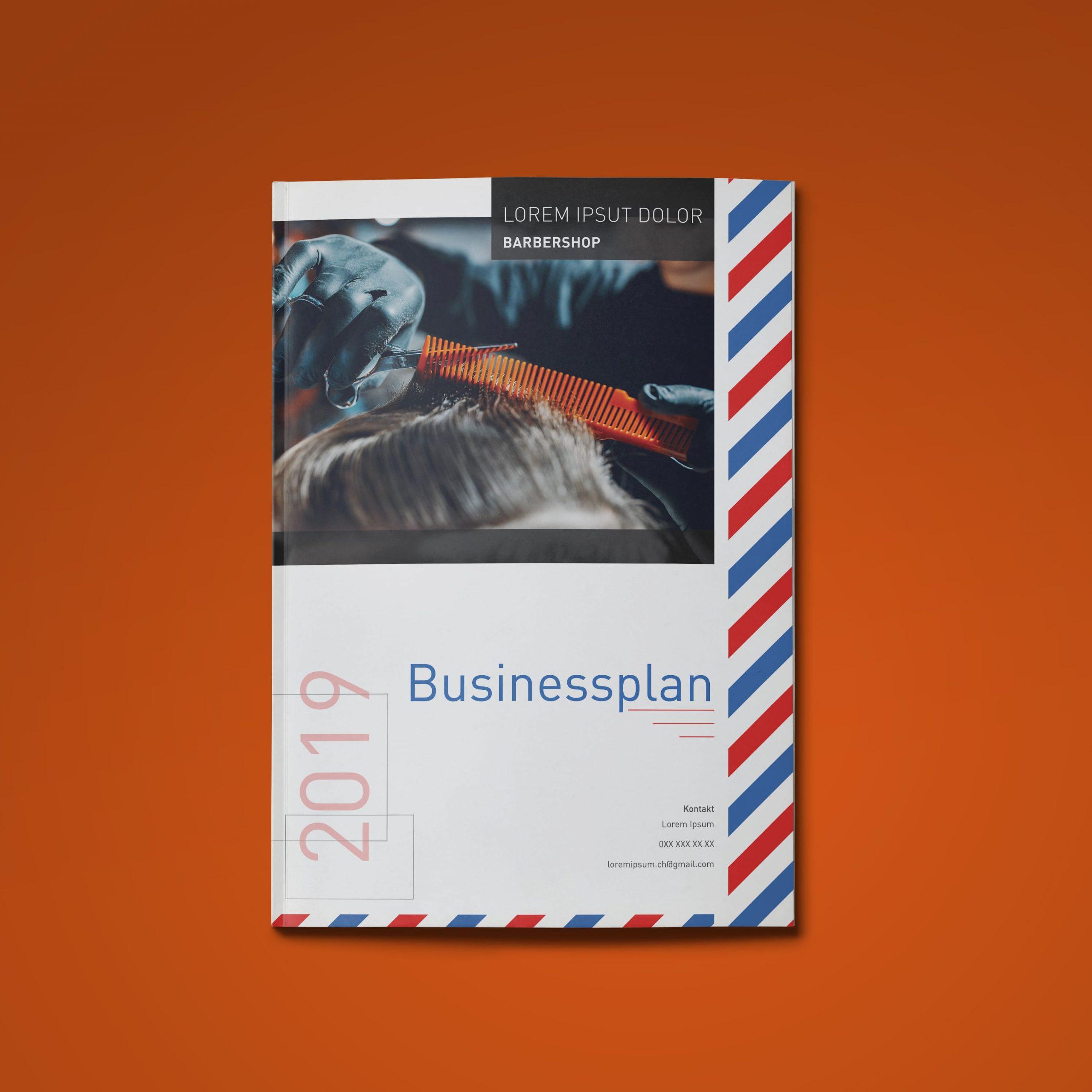 Barbershop Businessplan